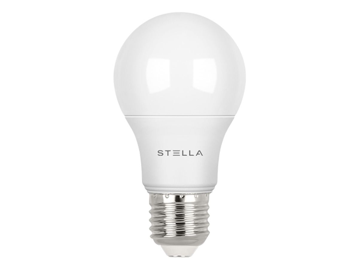 Kit 4 Lampada Led 7w E27 4000k Luz Neutra Stella STH8264/40