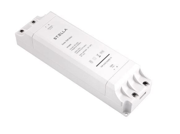 Kit 4x Fita Branco Neutro+4xFita Branco Quente +4xfonte+emenda