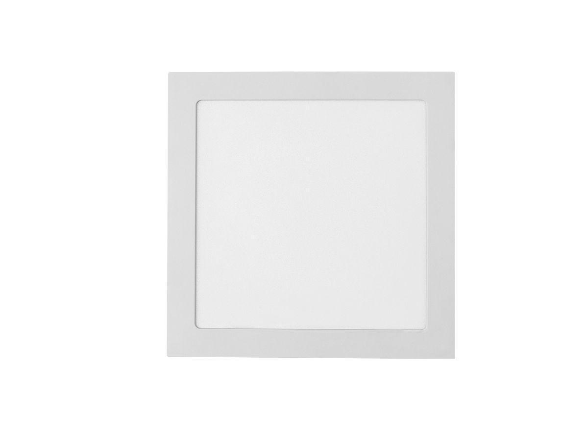 KIT 5x  Painel Led 24w 27x27cm 4000k 1730lm - Stella