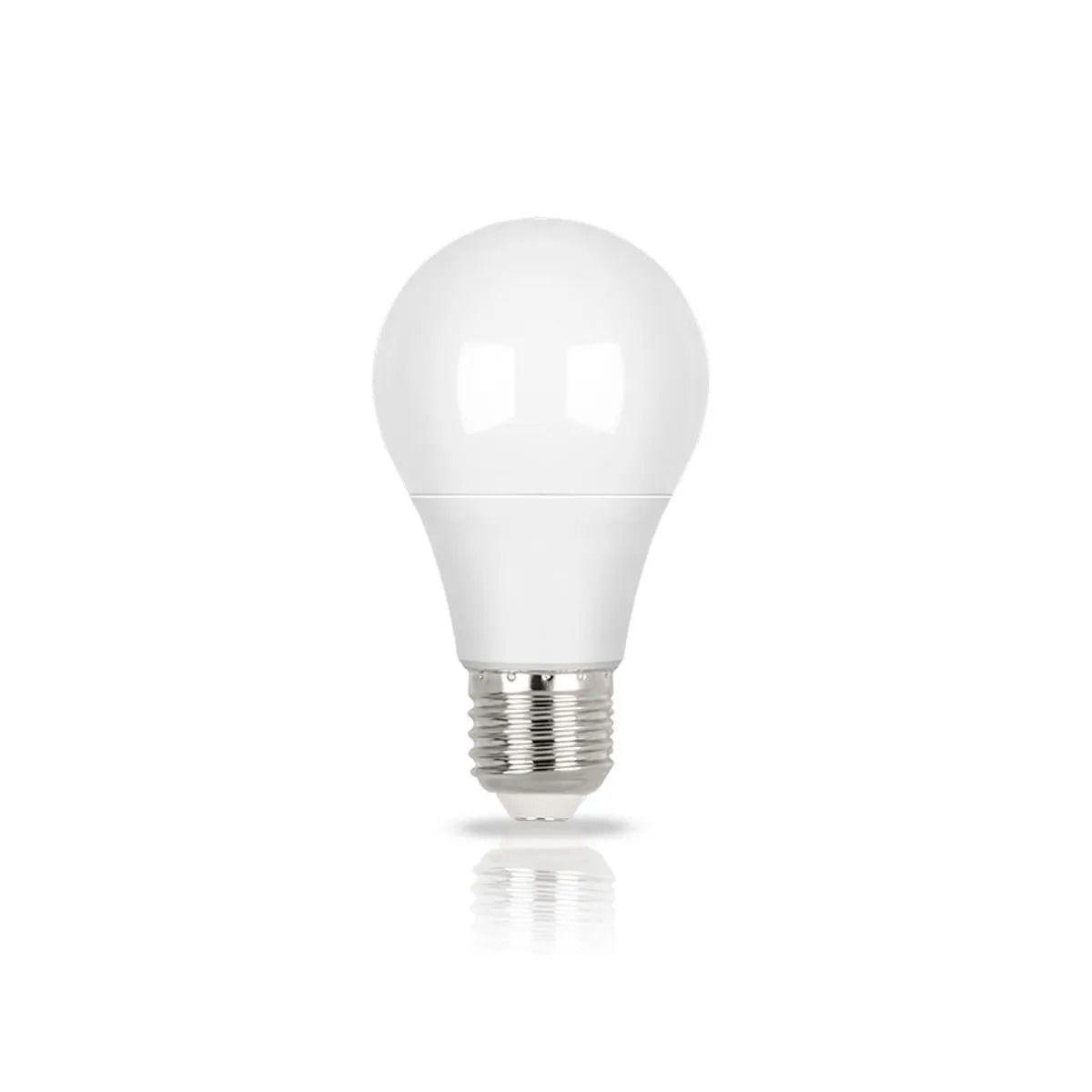 Kit 6 Lampada Led 9w E27 3000k Branco Quente Stella STH8265/30