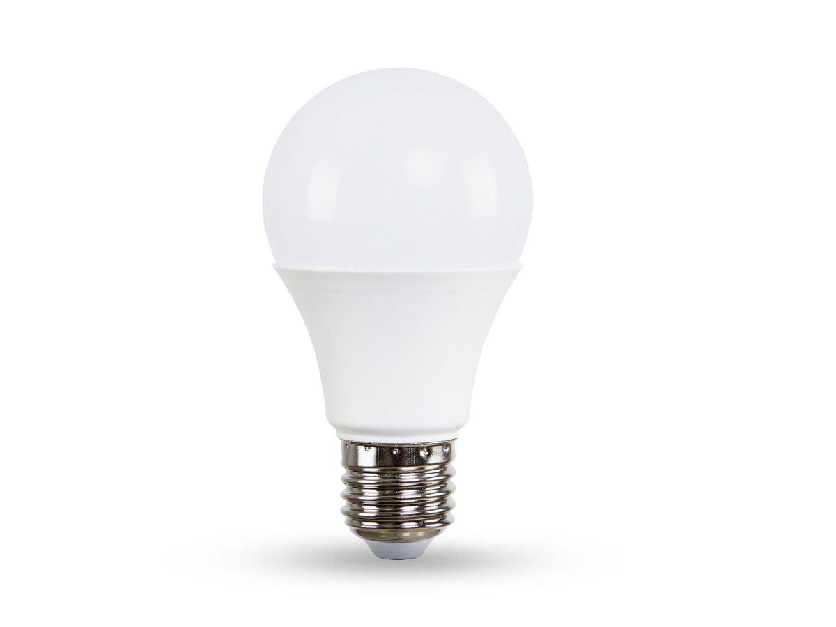 Kit 8 Lampada Led 7w E27 4000k Luz Neutra Stella STH8264/40