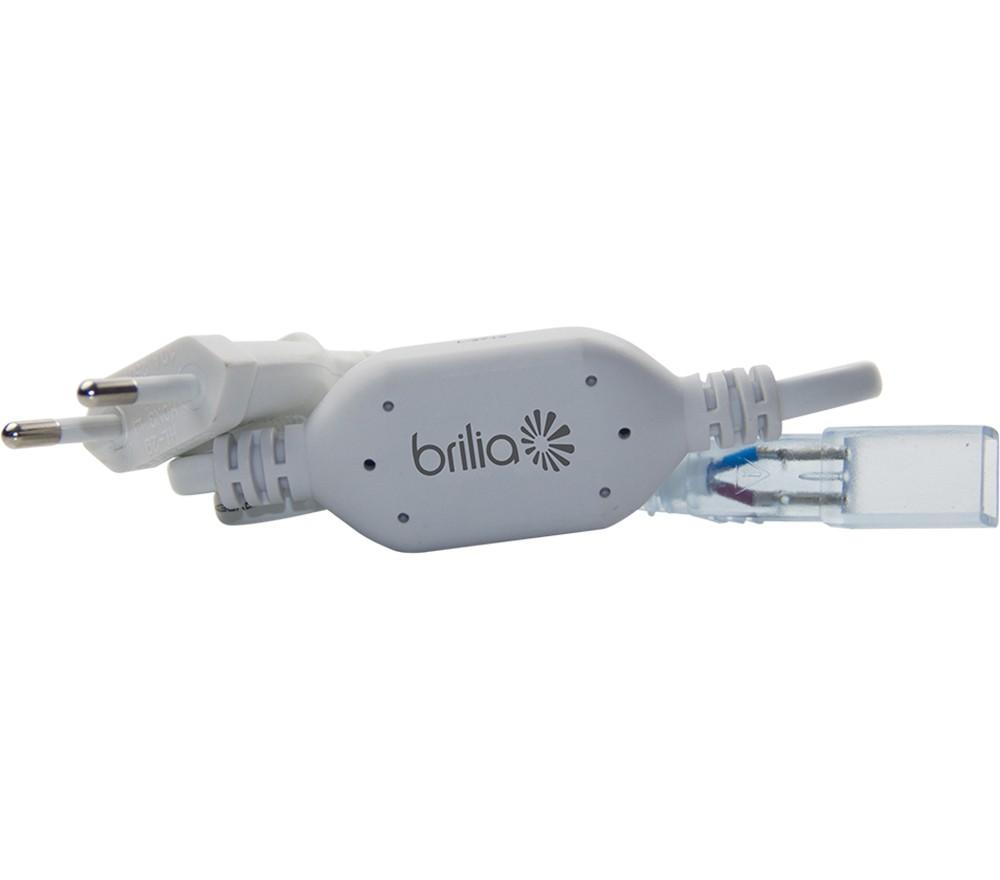 Kit Conexão Plug & Play para Fita LED 14,4 W/m De Alta Tensão - Brilia 432211