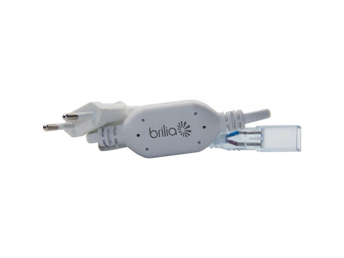 Kit Conexão Plug & Play para Fita LED De Alta Tensão - Brilia
