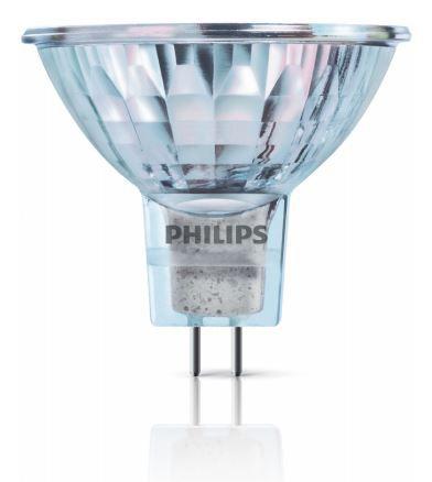 KIT 10x Lâmpada Halogena Dicroica 50w 12v Gu53 Philips