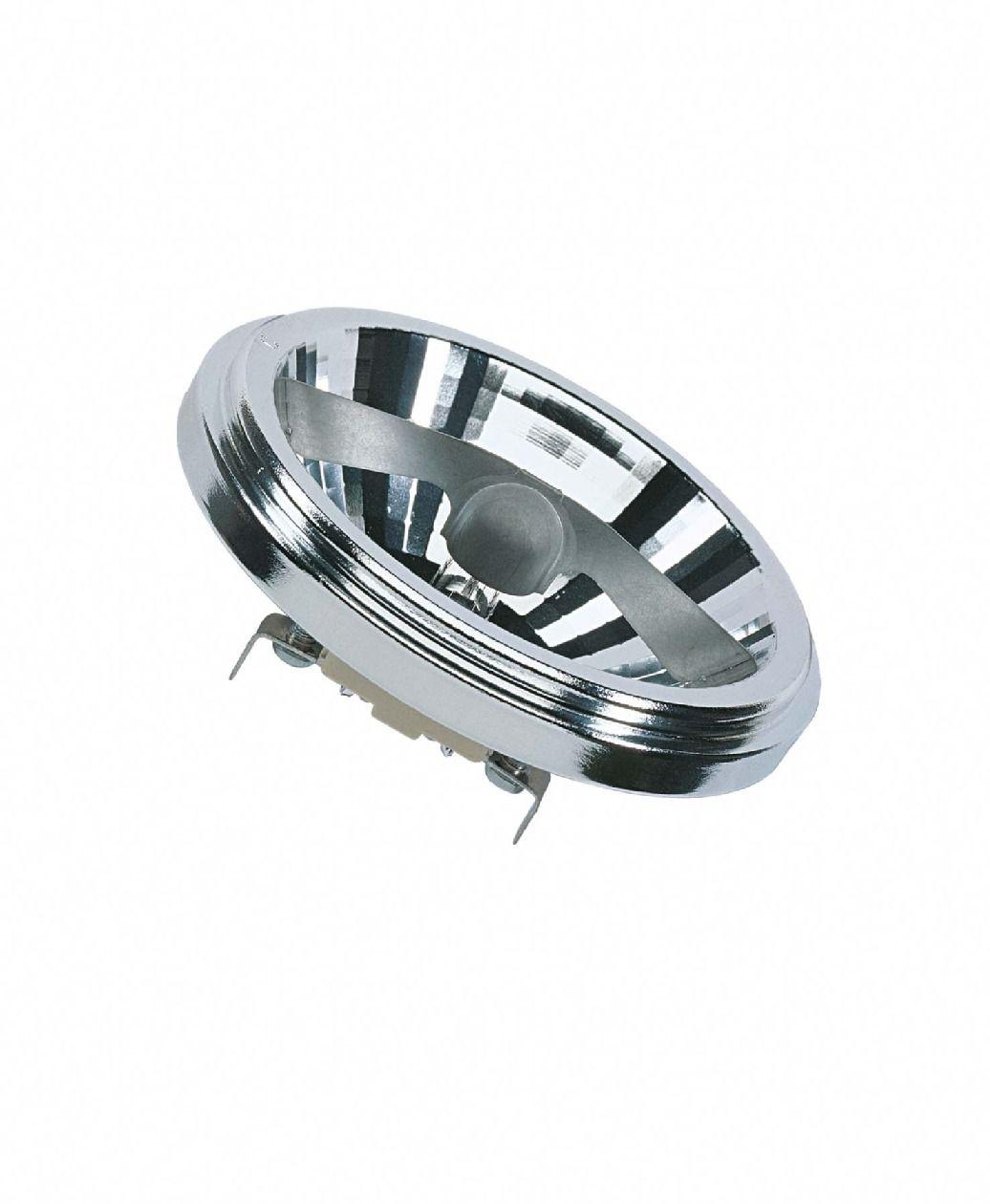 Lâmpada  AR111 HALOGENA 50W G53 12V 24º Pronta Entrega