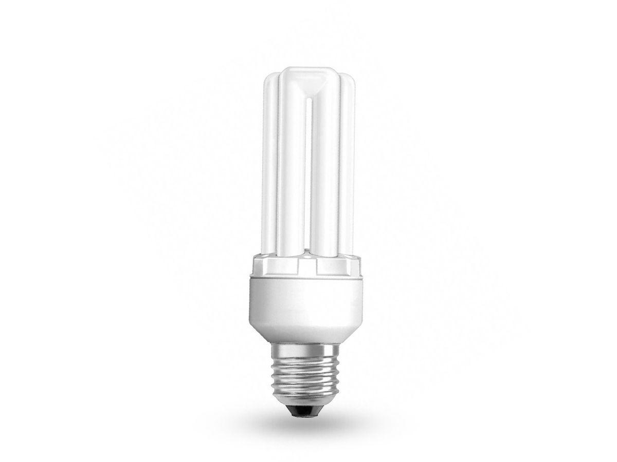 Lâmpada Fluorescente Compacta 20W 2700K 220-240V Dura 8.000h - Osram
