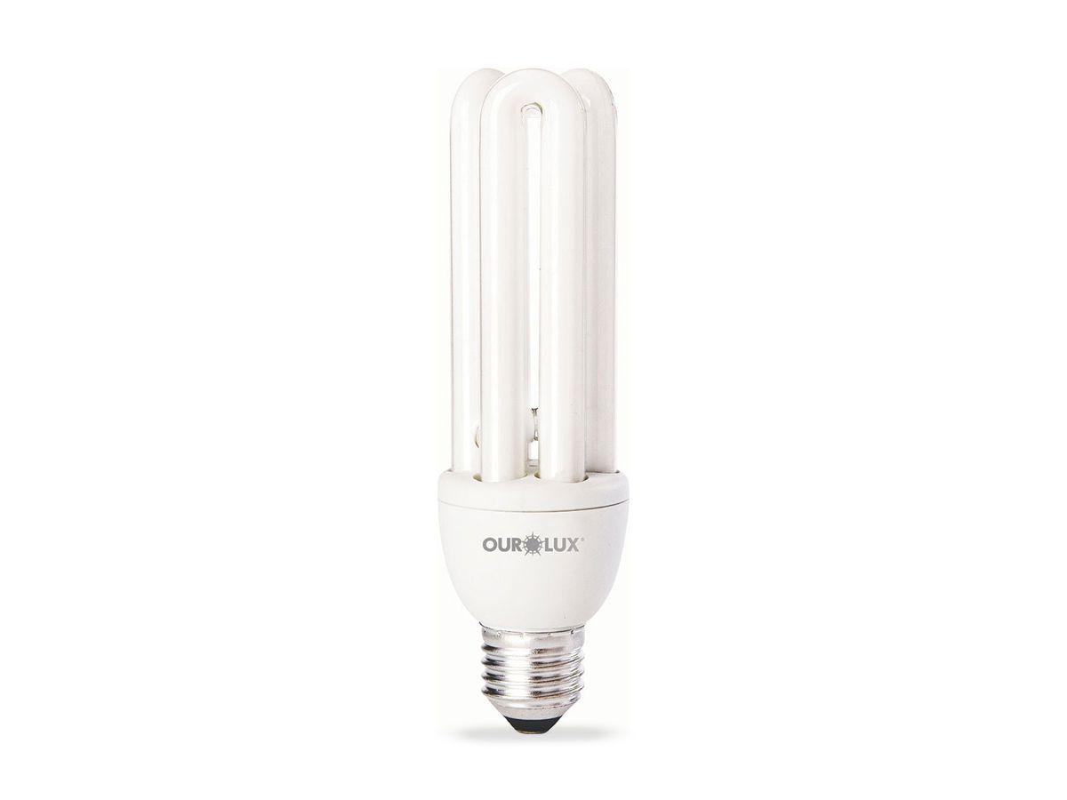 Lâmpada Fluorescente Compacta 20W 2700K 220V