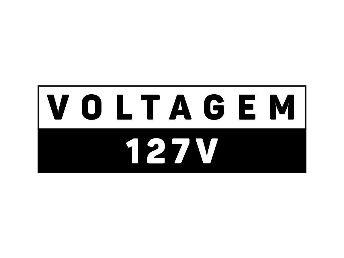 Lâmpada Fluorescente Compacta  24W Espiral 127V Dura 6.000 Horas