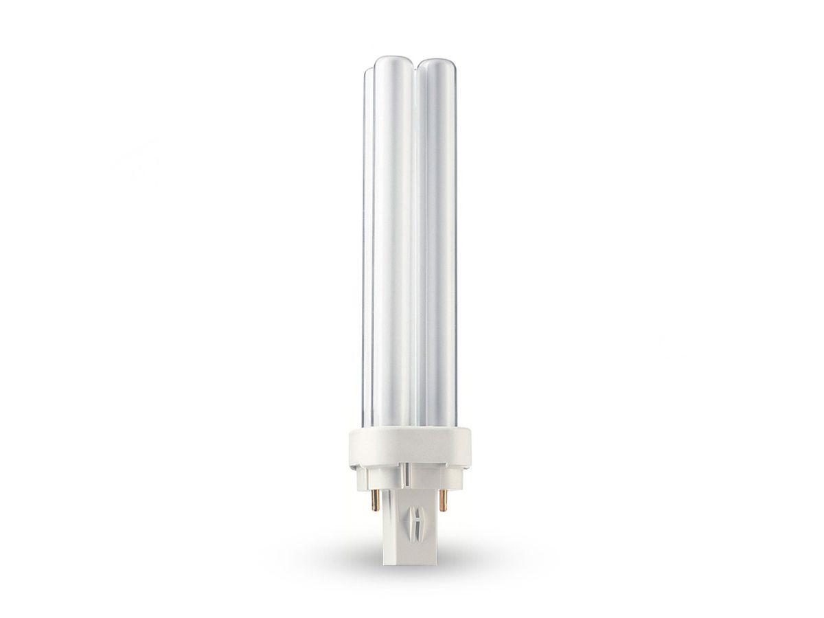 Lâmpada Fluorescente Compacta 26W 4P 4000K Branco Neutro - PHILIPS