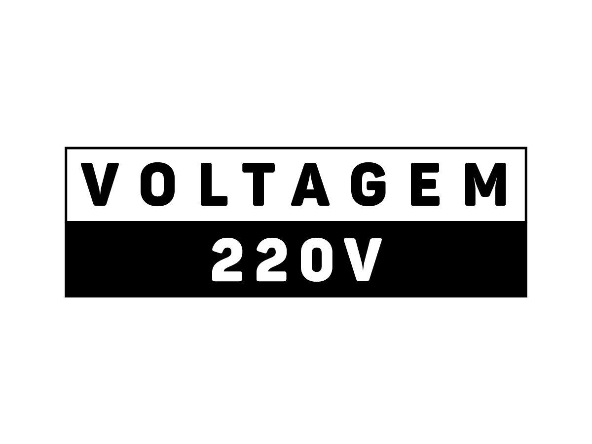Lâmpada Fluorescente Compacta 3U 20W 2700K 220V