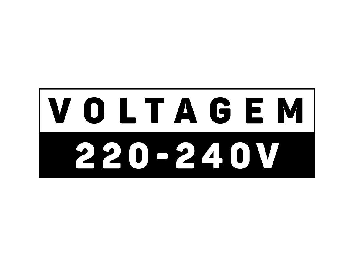 Lâmpada Fluorescente Compacta T3 15W 2700K 220-240V Dura 8.000h - GE