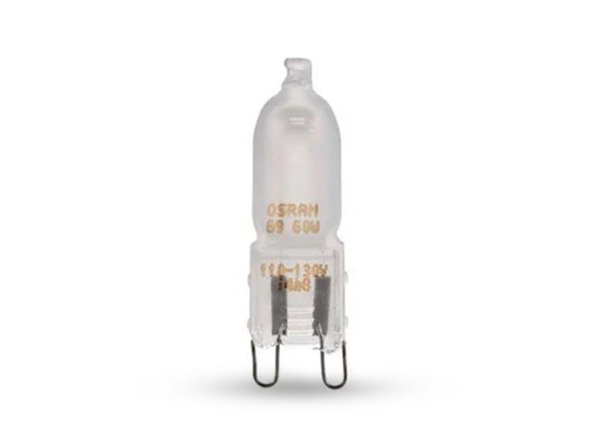 Lâmpada Halogena Halopin G9 60W 220-240V - Osram