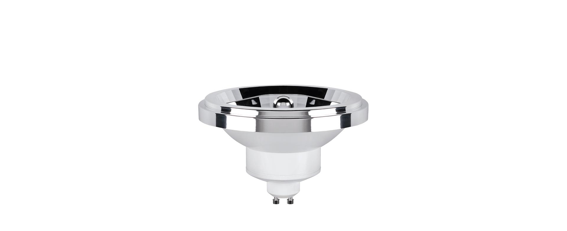 Lâmpada LED AR 111 12W 12° Branco Quente Bivolt Stella -STH8443/27