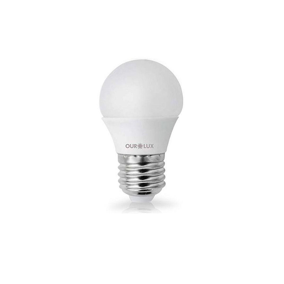 Lâmpada LED Bolinha S30 E27 5W 2700K Bivolt