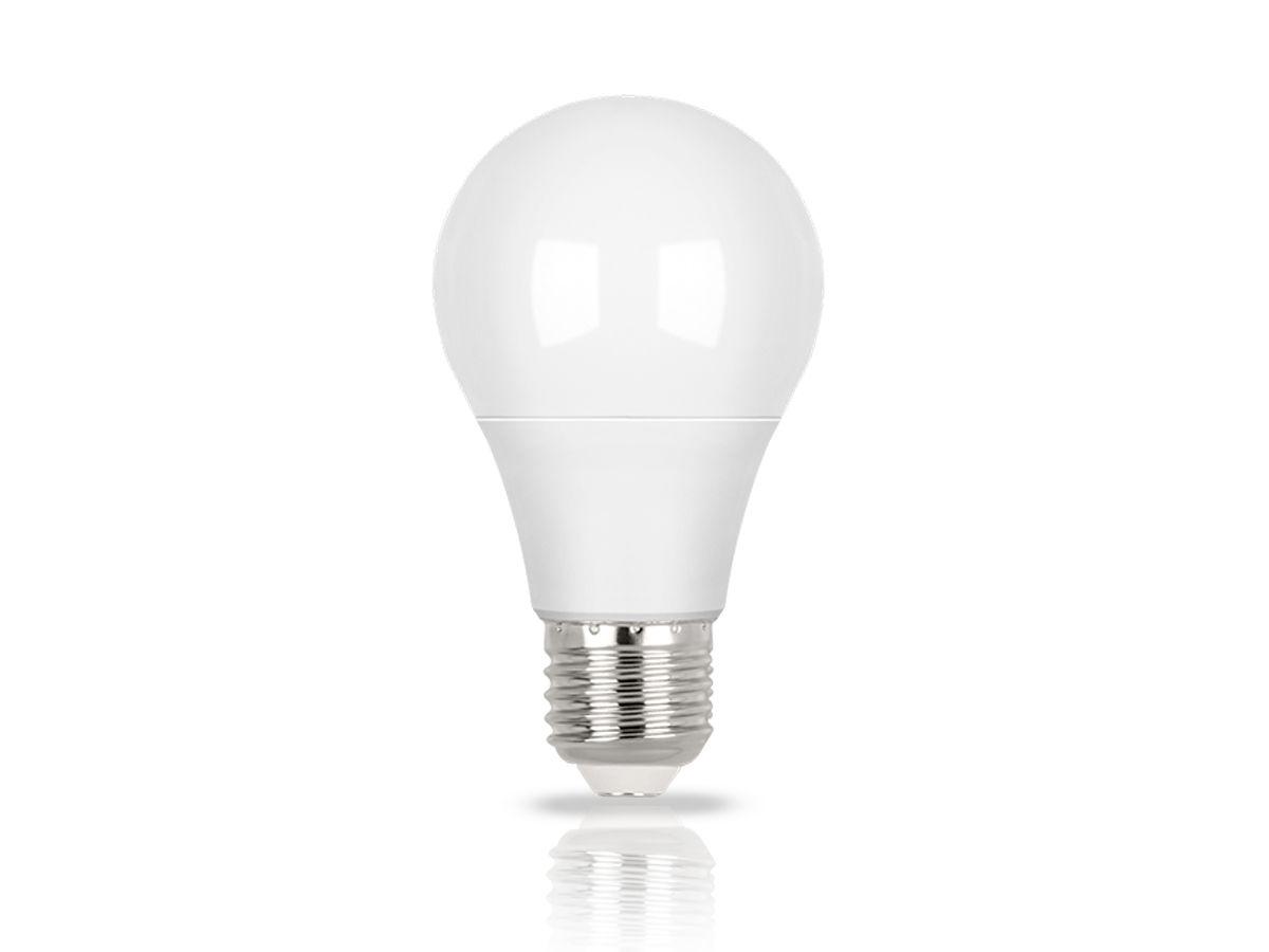 Lâmpada LED Bulbo A60 9,9W 3000K Branco Quente Bivolt - STELLA -STH8236/30
