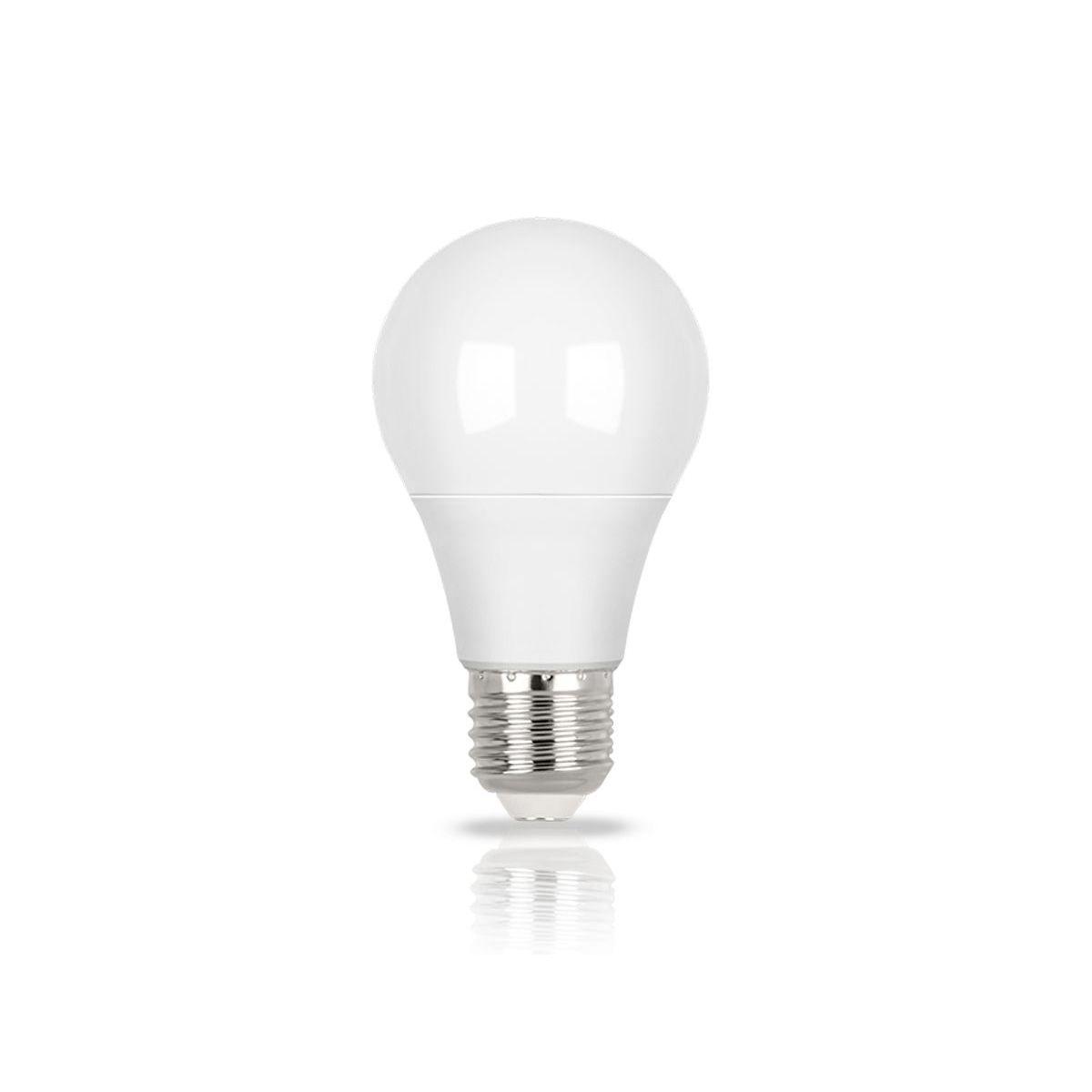 Lâmpada LED Bulbo A60 7W 3000K Branco Quente Bivolt - STELLA -STH8234/30