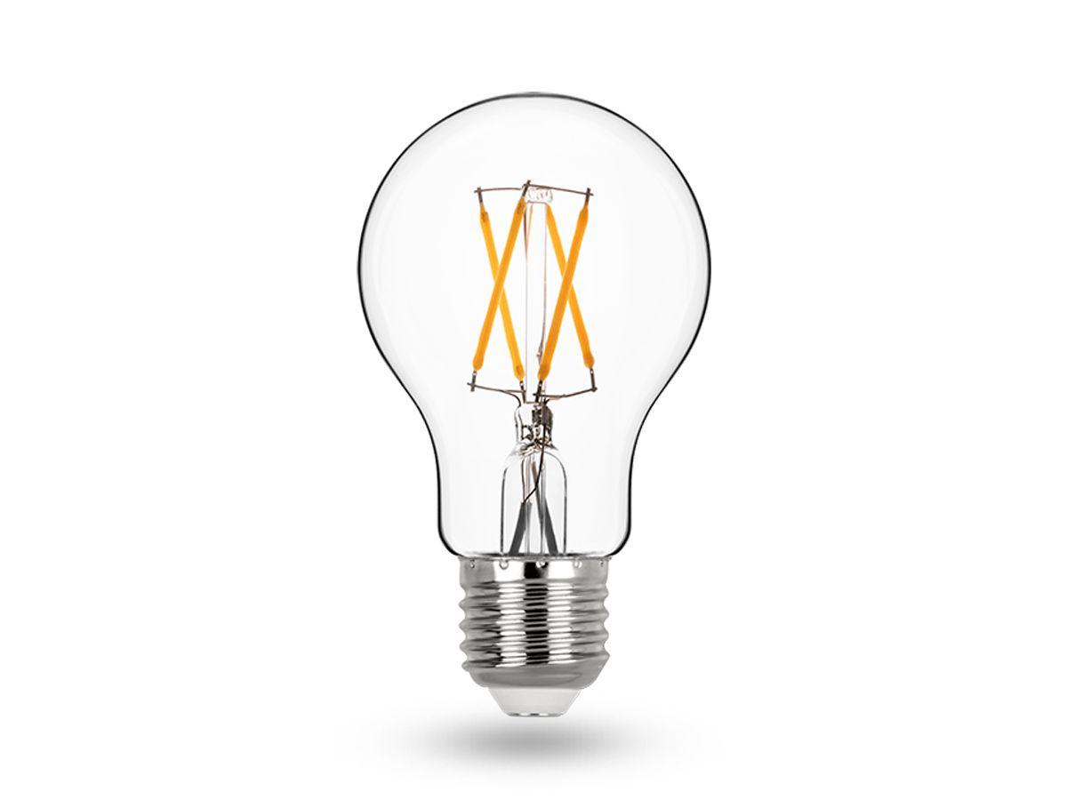 Lâmpada LED Bulbo Filamento A60 4W 2700K STH7210/27