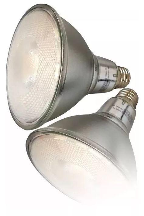 Lâmpada LED COB PAR38 15W E27 3000K  Bivolt  Branco Quente -OSRAM