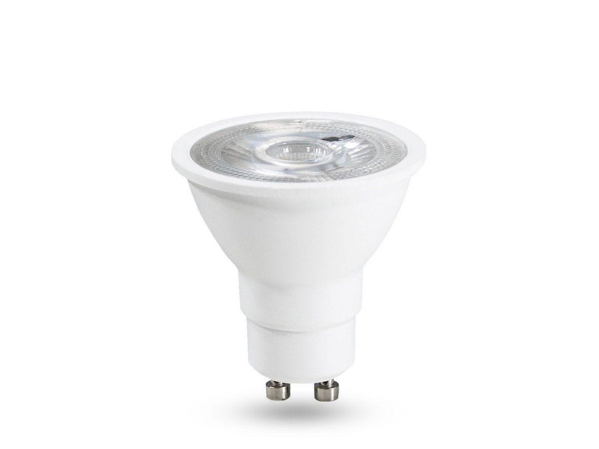 Lâmpada LED Dicroica GU10 7W 2700K - Super Econônica