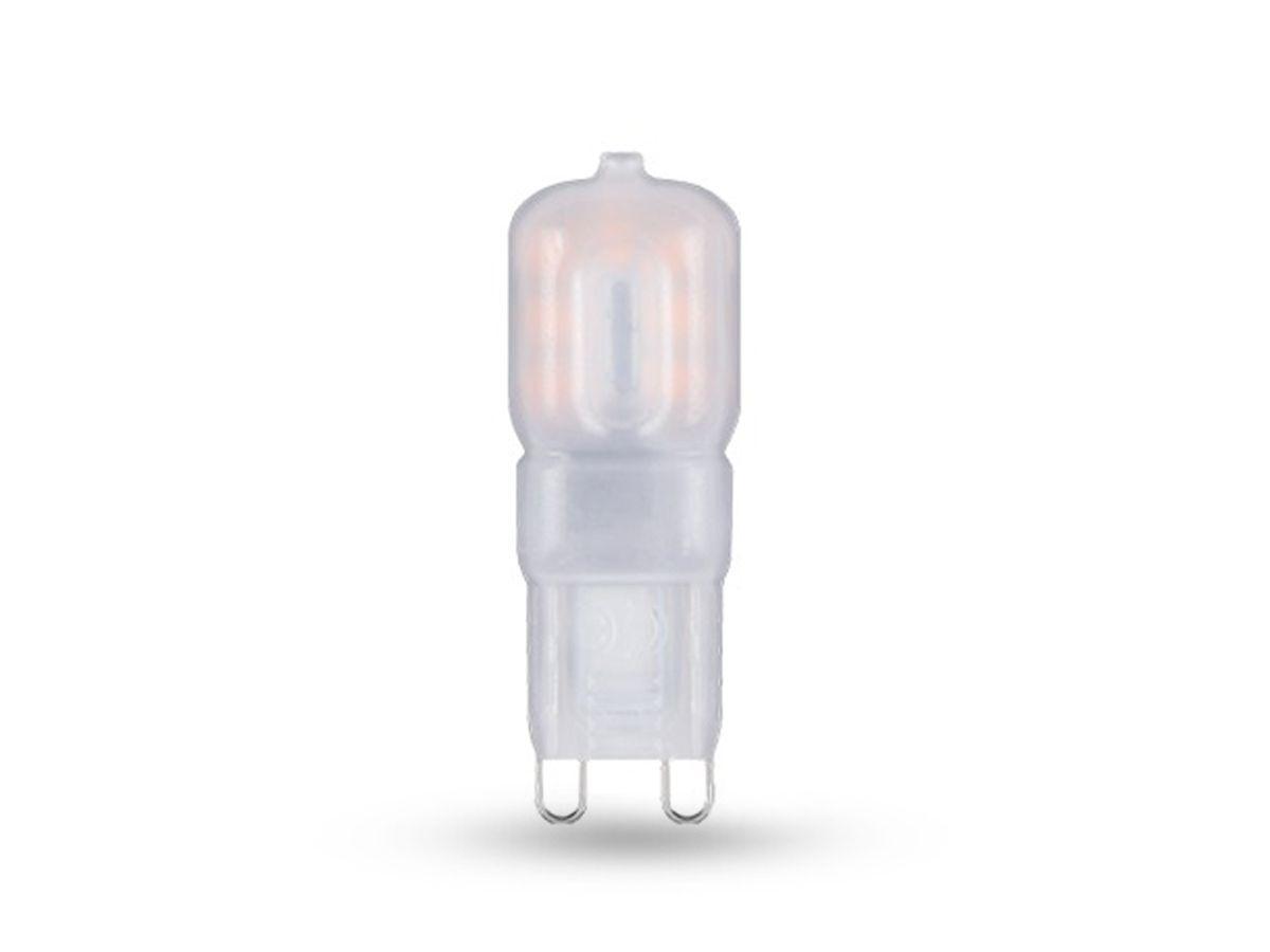 Lâmpada LED Halopin G9 2,5W 2700K 127V- Stella - STH7121/27