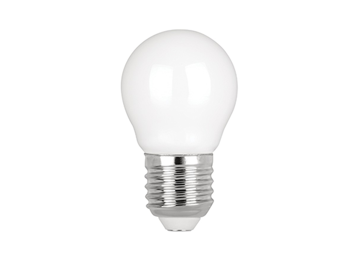 Lâmpada LED Mini Bulbo Milky Filamento 2,5W Branco Neutro - STH20200/40
