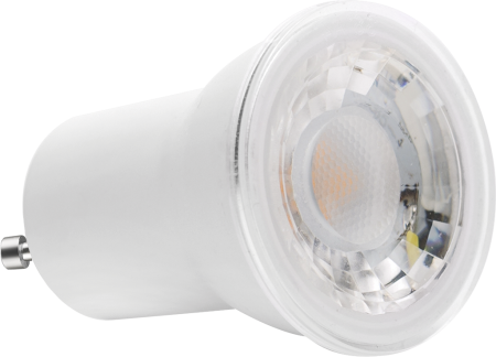 Lâmpada LED Mini Dicroica GU10 4W 2700K - Muito Econômica
