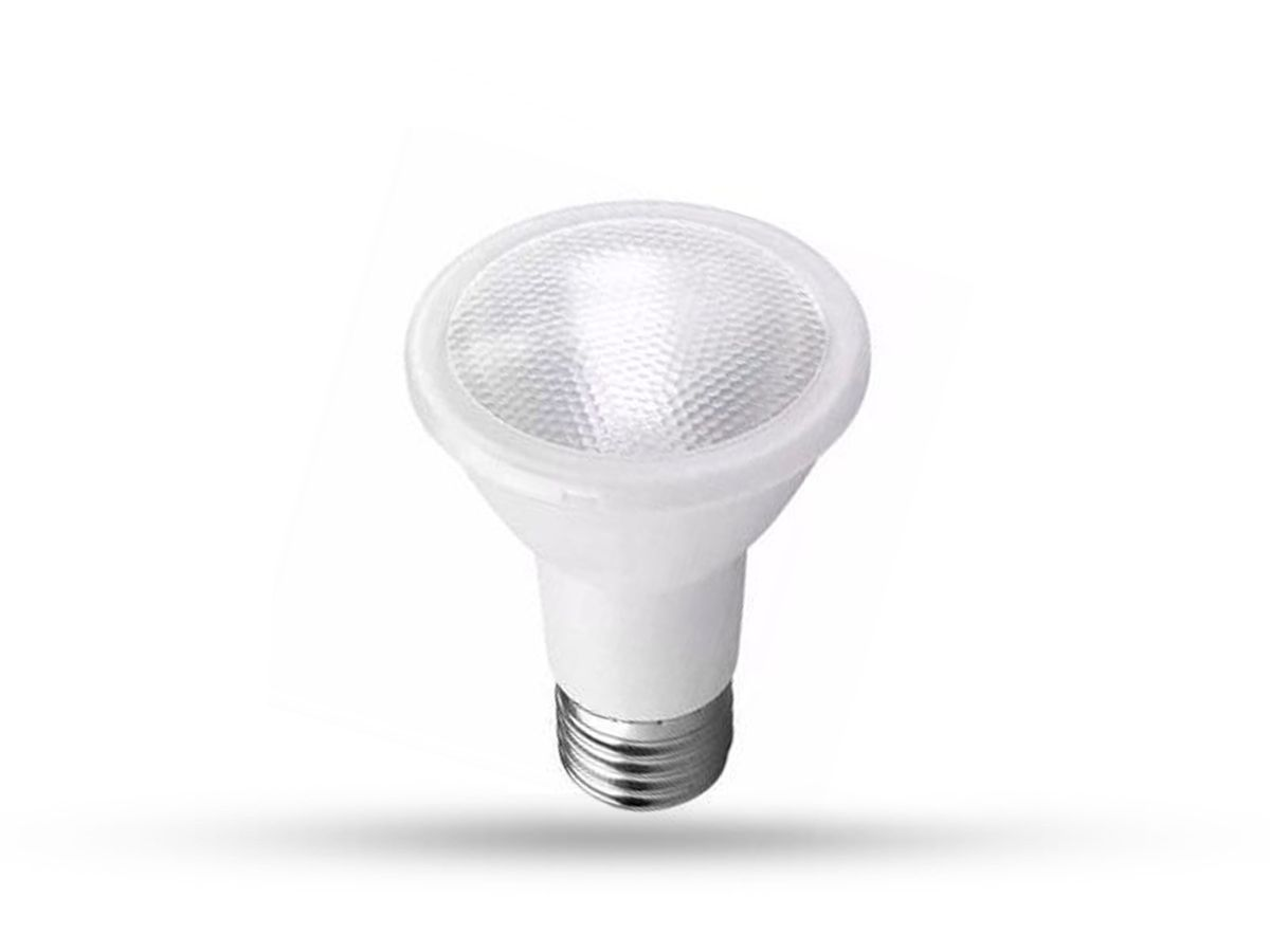 Lâmpada LED PAR20  8W Dimerizável E27 Bivolt 3000K