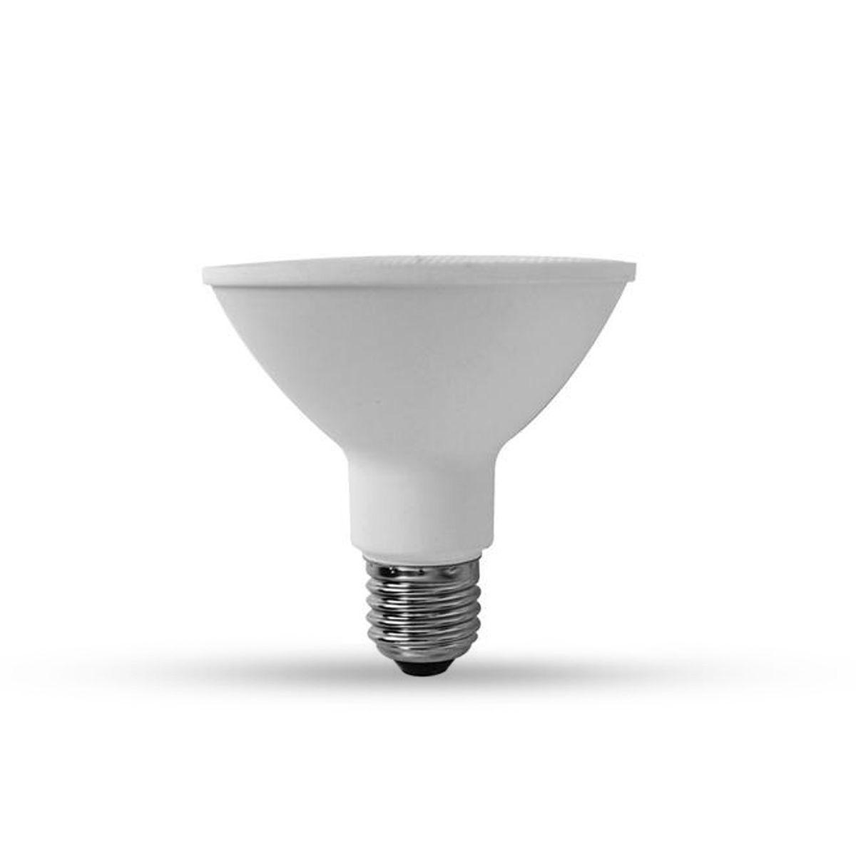 Lâmpada LED PAR30 9W  E27 3000K Bivolt