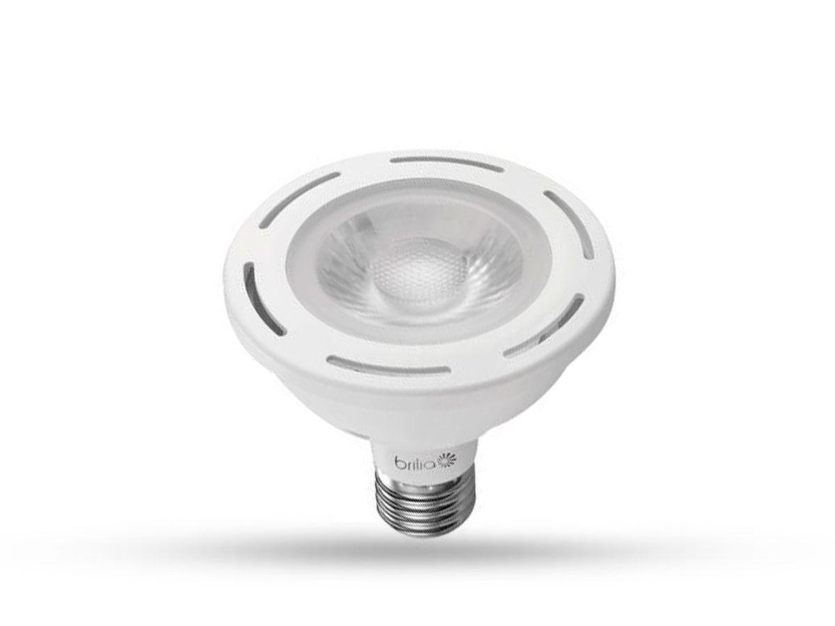 Lâmpada LED Par 30 Dimerizavel 9W 3000K - Brilia