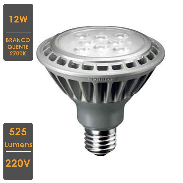 Lâmpada MASTER LED SPOT PAR38 21W E27 3000K