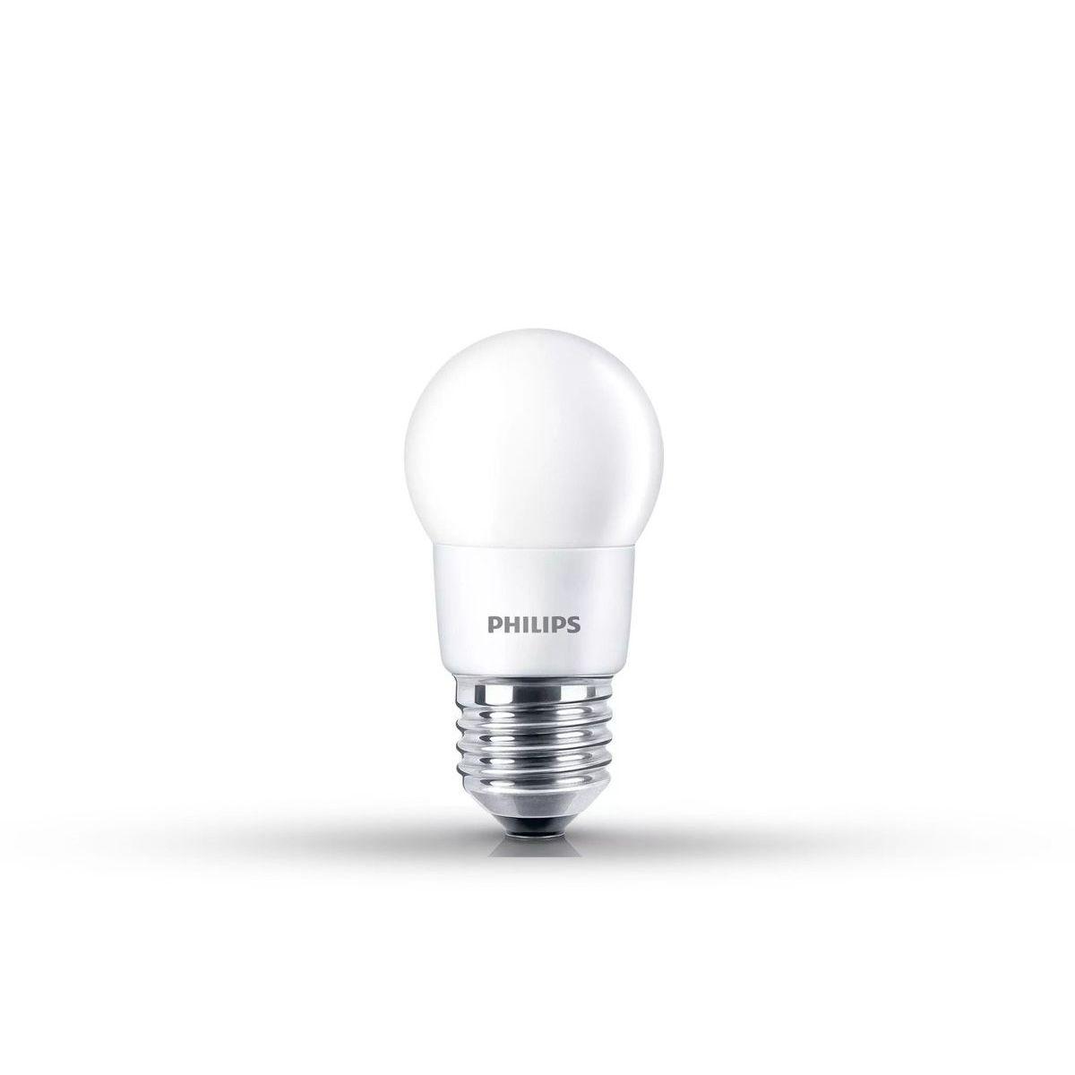 Lâmpada Mini Bulbo Led 3.5W E27 3000K - PHILIPS