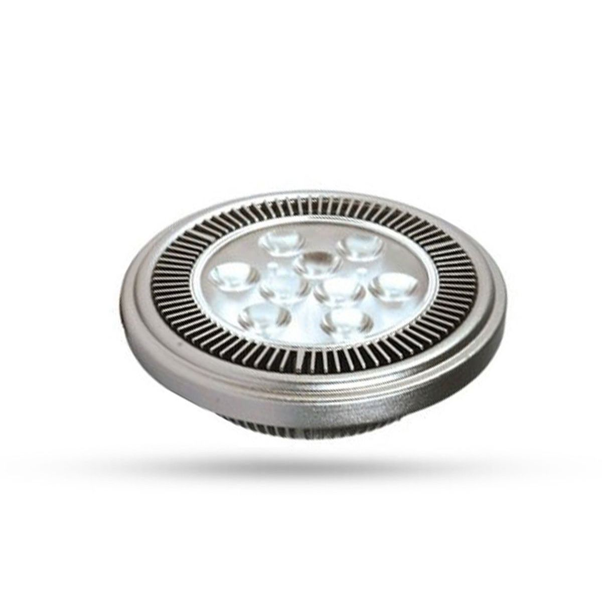 Lâmpada Power LED AR111 13W 3000K IP20 780 Lumens Bivolt - Brilia
