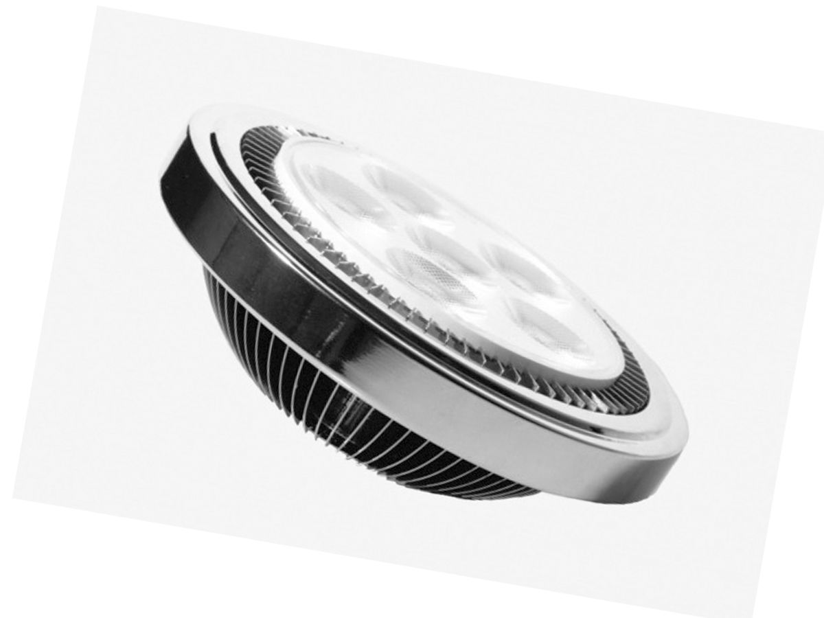 Lâmpada Power LED AR111 15W BIV. 3000K 25A IP20 750 Lumens