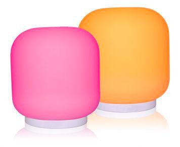 Luminária Abajour LED 8W RGB com Controle