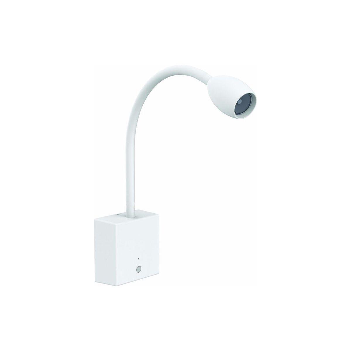 Luminária Arandela Flexível LED Olive 3000K - Dimerizável
