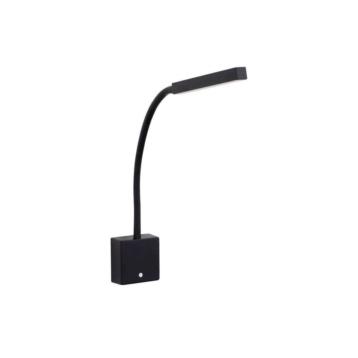 Luminária Arandela Flexível LED Snake 3000K Dimerizável - Com USB