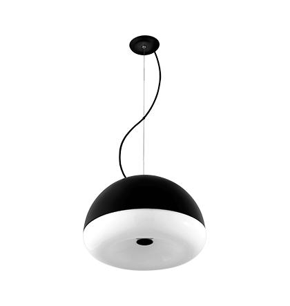 Luminária Pendente Decorativo Zist + 3 Lâmpadas Brinde