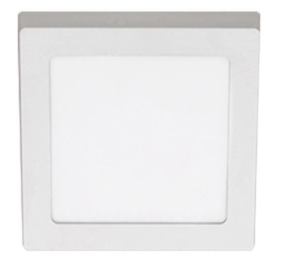 Painel de LED de Sobrepor 24W 3000K 30x30cm