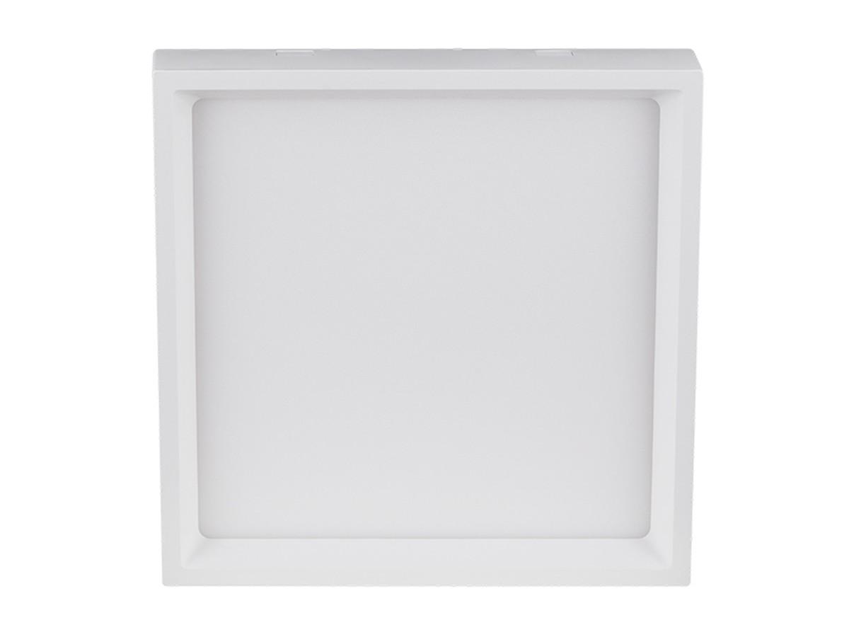 Plafon Deep Led 24w Sobrepor Branco Quente, Neutro Stella