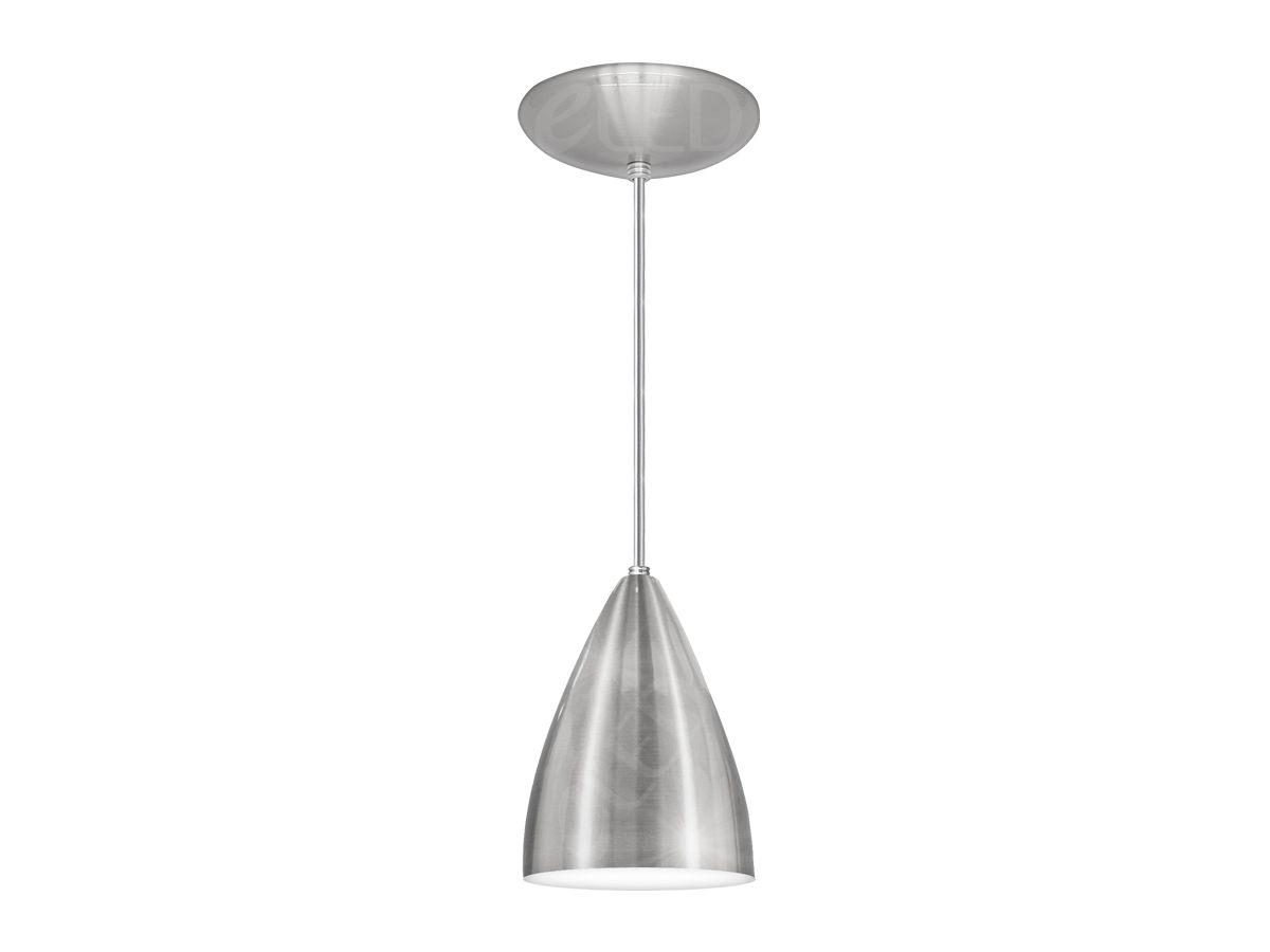 Pendente Cozinha Cone/Funil em Alumínio  Alta Qualidade