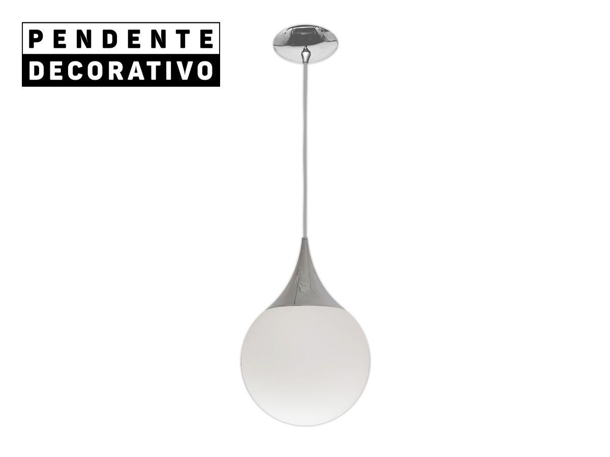 Pendente Decorativo Globo 30X30cm