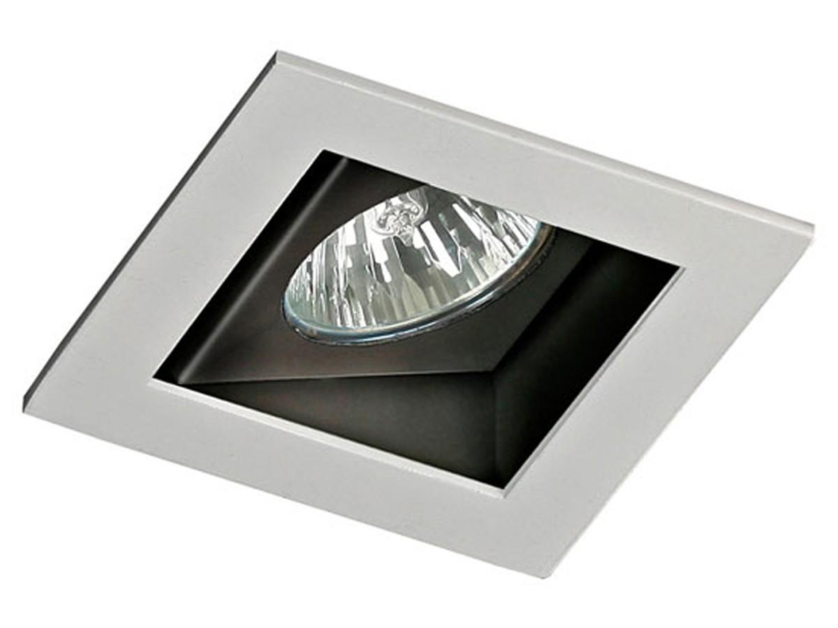 Spot Alumínio GU10 Laini Lâmpada Dicroica LED  RE-1123 - REVOLUZ