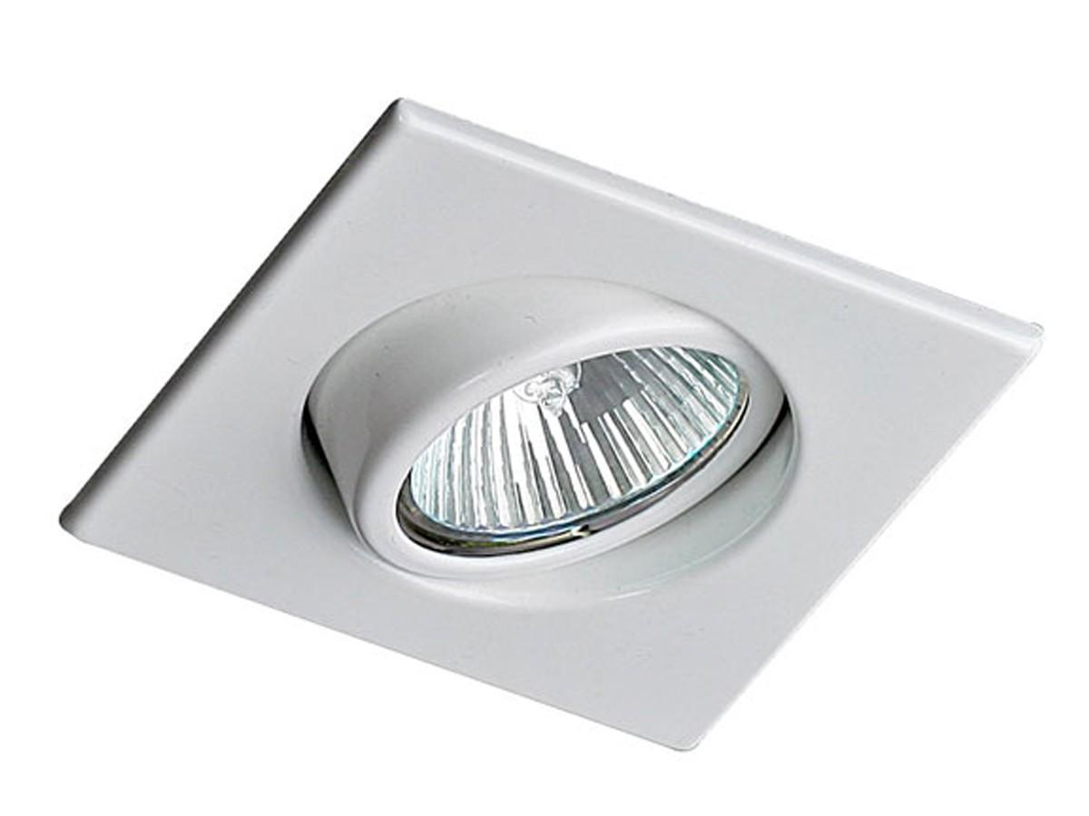 Spot Alumínio GU10 Lâmpada Dicroica LED Foco Orientavel