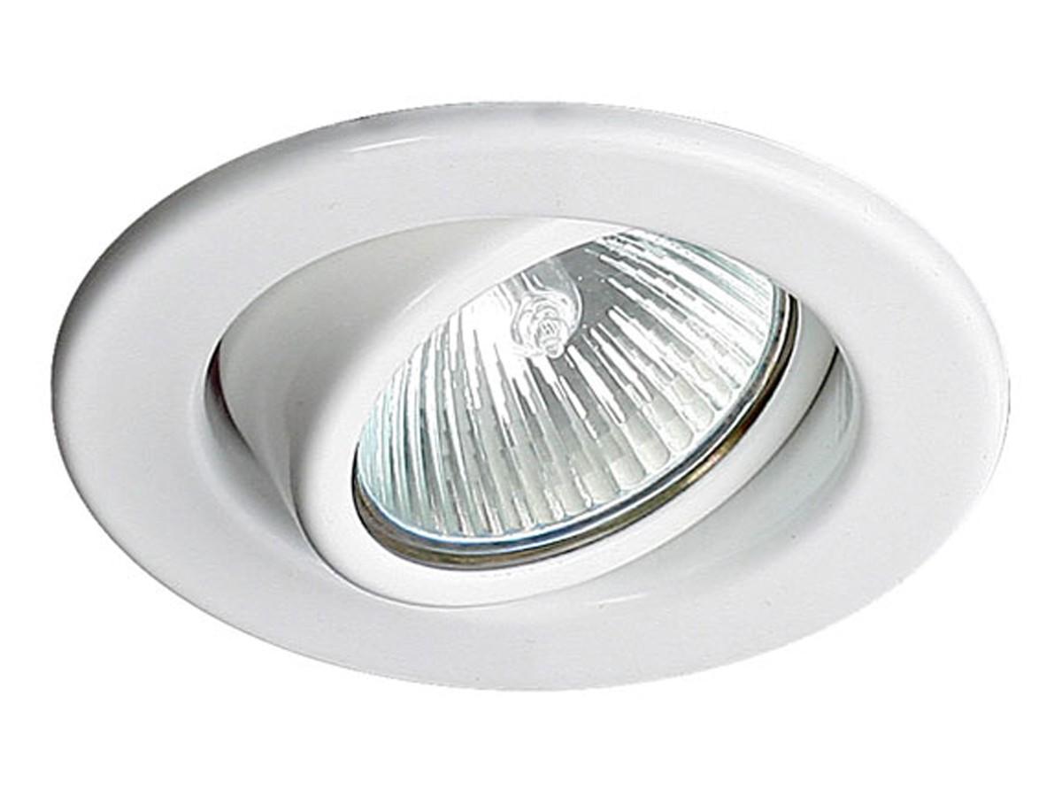 Spot Alumínio GU10 Nuru Lâmpada Dicroica LED  RE-1013 - REVOLUZ