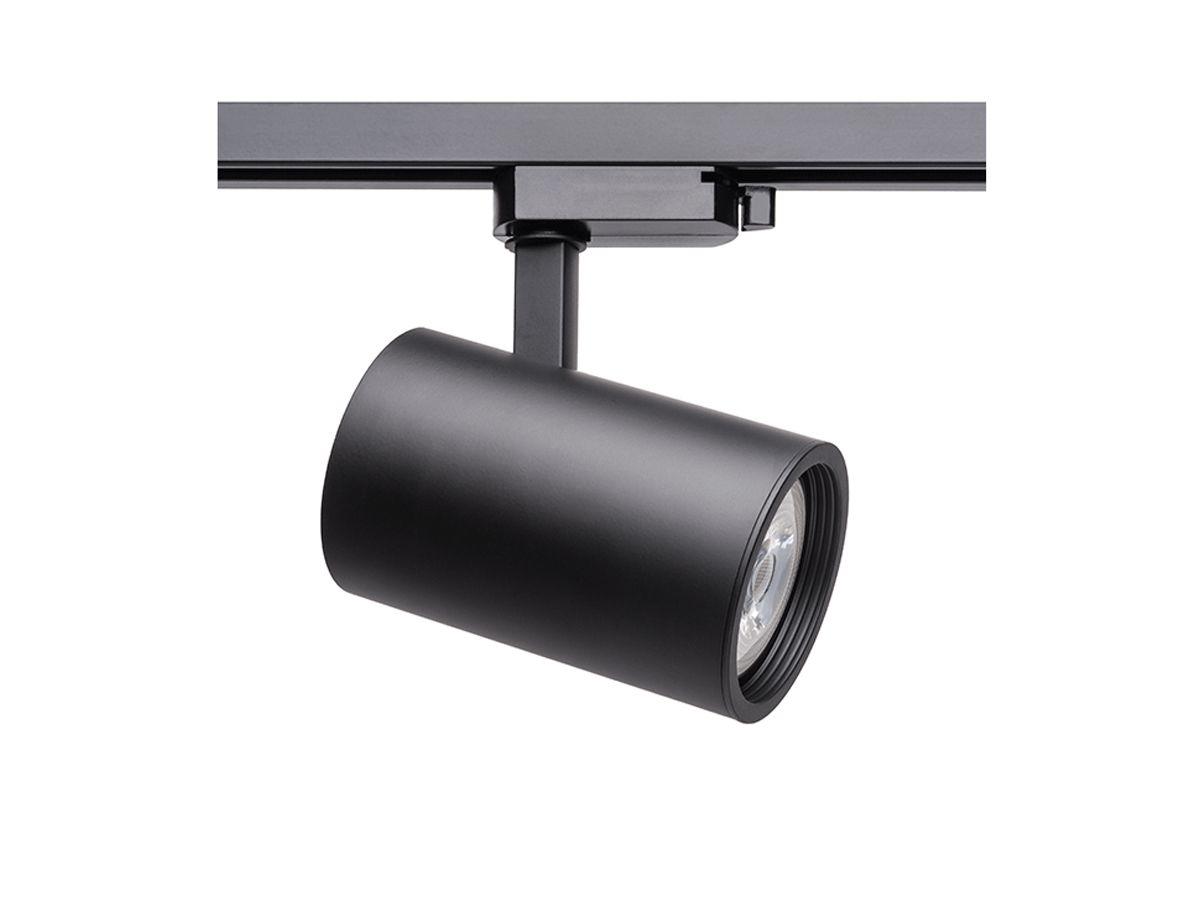 Spot Zylinder para Trilho PAR20 Preto - Stella SD1720