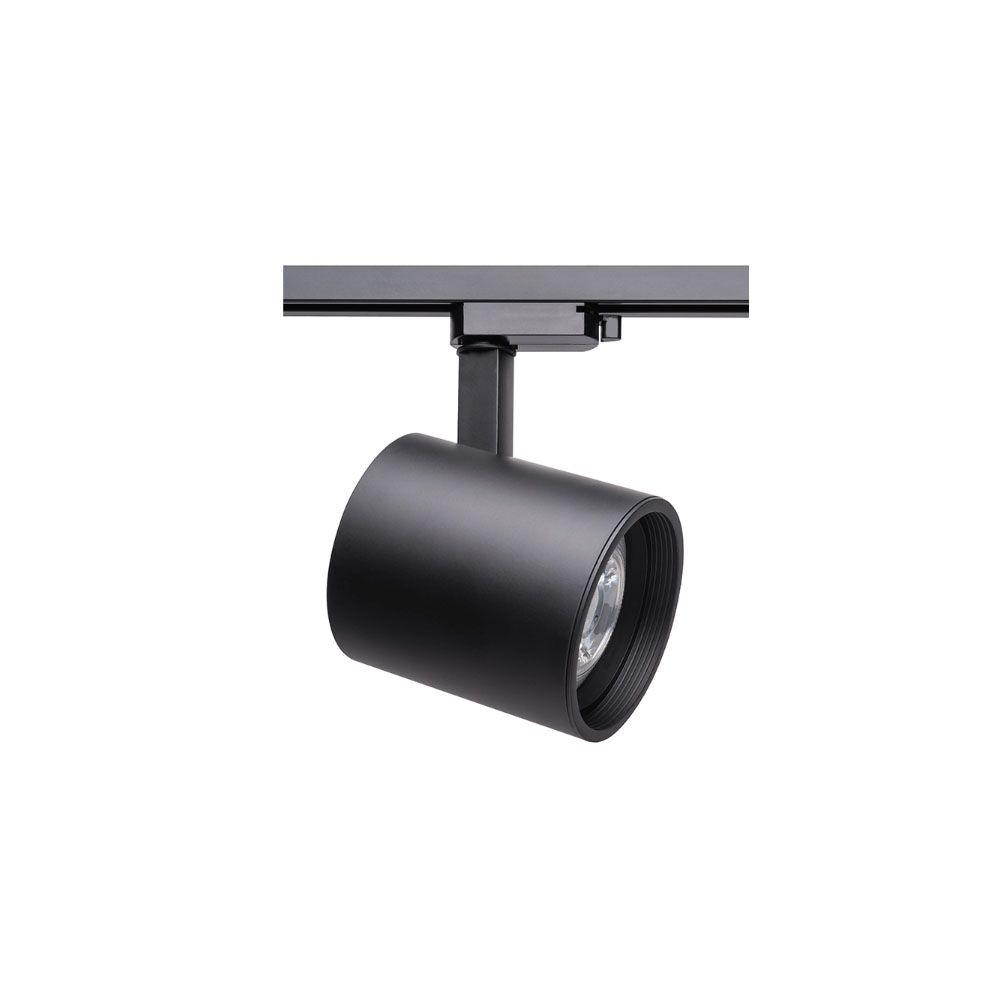 Spot Zylinder para Trilho PAR30 Preto - Stella SD1730