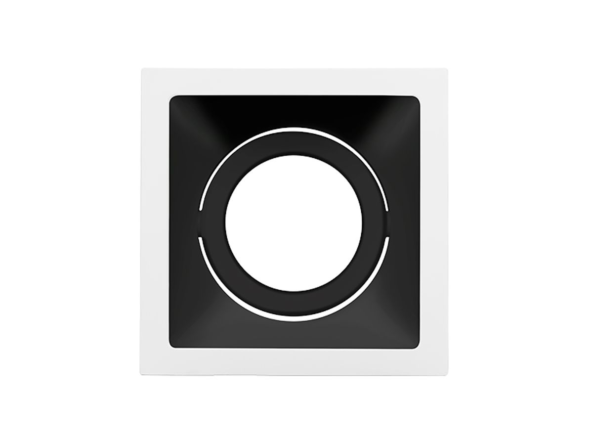 Square MR11 Embutido Direcionavel GU10 - Stella STH8910BR/PTO