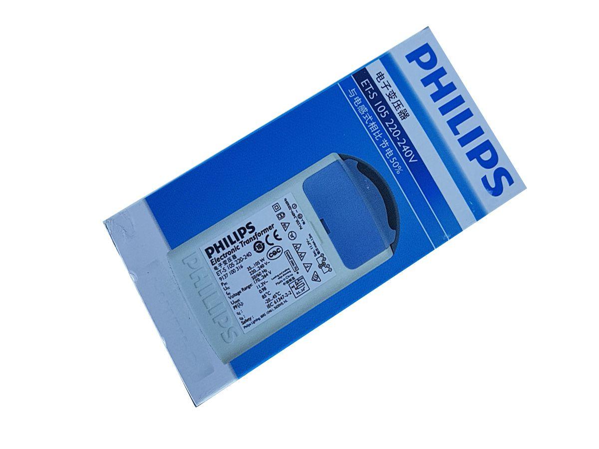 Tranformador Eletrônico 220V 105W para Lâmpada Led