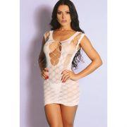 Vestido Trançado - Yaffa