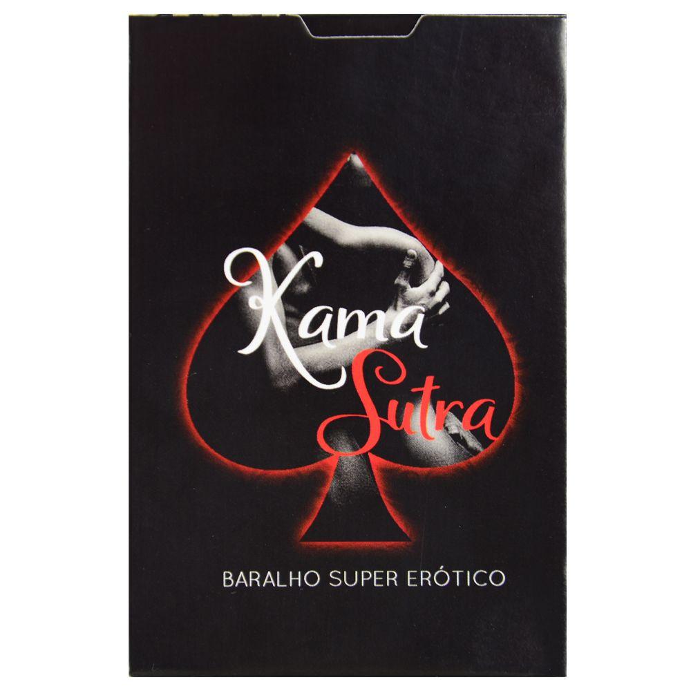 Baralho Kama Sutra Super Erótico 55 Cartas - Copag